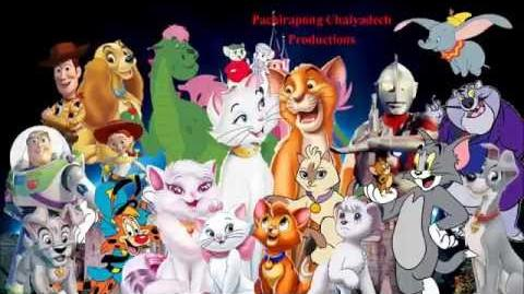 The Aristocats (Pachirapong Style)