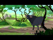Wild Kratts Buffalo
