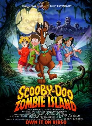 Dodger Doo on Zombie Island
