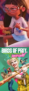 Abby Posey Hates Birds of Prey - And the Fantabulous Emancipation of One Harley Quinn
