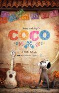 Coco (Disney and Sega Version) Poster