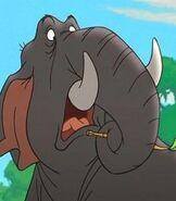 Colonel Hathi in The Jungle Book 2