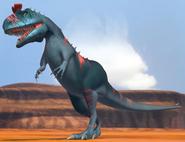 Cryolophosaurus dbwc