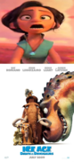Dawn Betterman Scared of Ice Age Dawn of the Dinosaurs (2009)