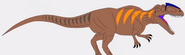 Giganotosaurus-100-dinosaurs-500-subscribers