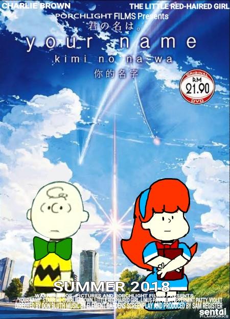 Your Name/Kimi No Na Wa (Boomerang Style)