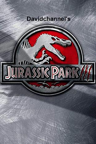 Jurassic Park III (2001) (Davidchannel's Version) Poster.png