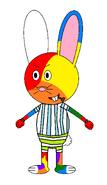 Kirk Bunzers (pipe) (pajamas)