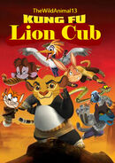 Kung Fu Lion Cub 1 Poster