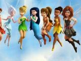 The Girls's New Groove II: Tinkerbell's New Groove