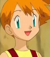 Misty in Pokemon Mewtwo Returns
