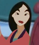 Mulan in House of Mouse