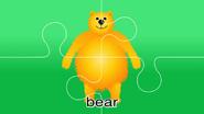 Nursery Tracks Bear