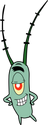 Plankton smiles