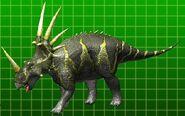 Styracosaurus kyoryu-king