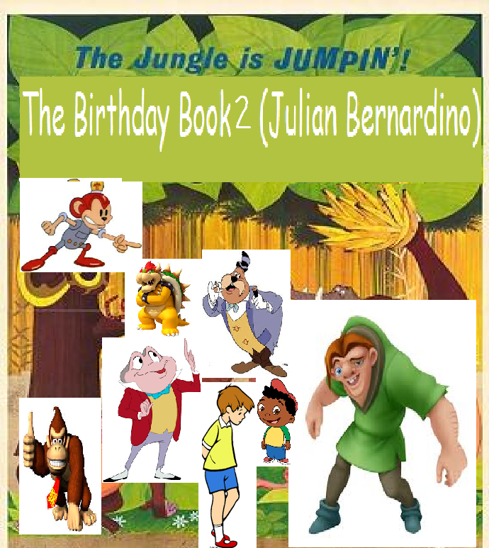 The Birthday Book 2