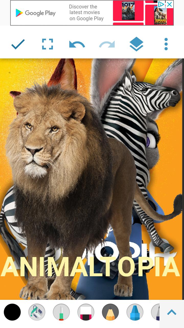 AnimalTopia (NatureRules1 and GavenLovesAnimals' Style)