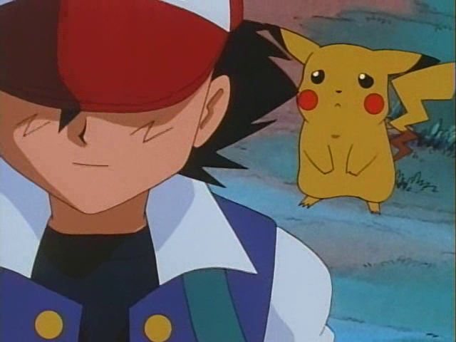 Ash Ketchum Attempts to Release Pikachu