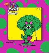 Baby Bop in Loud Hose Style (1993)