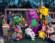 Barney-Friends