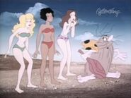 Captain Caveman & the Teen Angels 315 The Old Caveman and the Sea videk pixar 0003