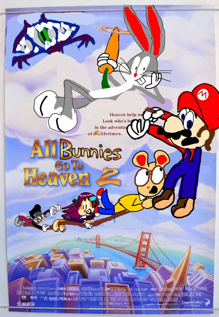 All Bunnies go to Heaven 2