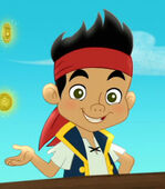 Jake in Jake and The Neverland Pirates Peter Pan Returns