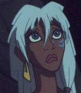 Kida in Atlantis the Lost Empire