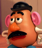 Mr. Potato Head in Toy Story That Time Forgot