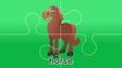 Nursery Tracks Horse
