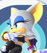 Rouge the Bat in Mario and Sonic at the Olympic Games Tokyo 2020