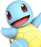 Squirtle in Super Smash Bros. Ultimate