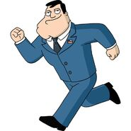 Stan smith running