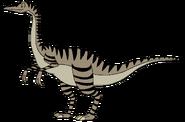 Theodore thetarbosaurusguard