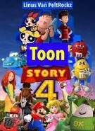 Toon Story 4 (Linus Van PeltRockz) Poster