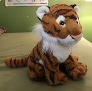 Yong Bao the Siberian Tiger