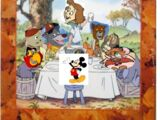 A Baloo the Bear Thanksgiving (400Movies Style)