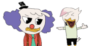 Huey the clown