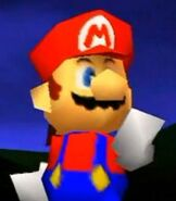 Mario in Super Smash Bros.