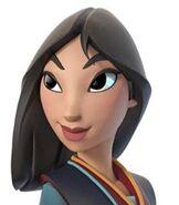 Mulan in Disney Infinity 3.0