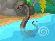 Rileys Adventures Tiger Snake