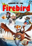 The Legend of the Firebird Poster