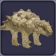 Ankylosaurus (Blue Fang)