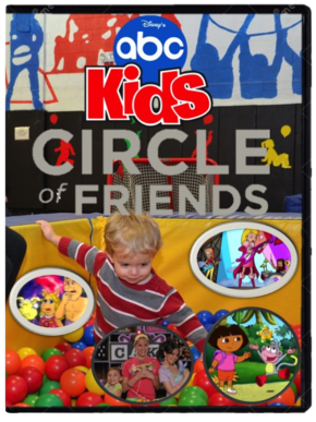 Circle of Friends DVD Cover.png
