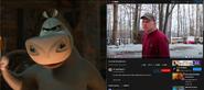 Gloria the Hippo vs Psycho Dad