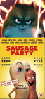 Rhino the Hamster Hates Sausage Party