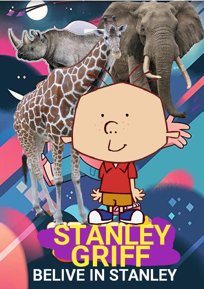 Stanley Griff (Steven Universe) (NatureRules1 and GavenLovesAnimals' Style)