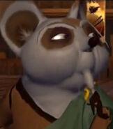 Shifu in Kung Fu Panda 2 (Video Game)