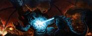 Two kings vs destroyah by godzilla2019fan ddaq3vx-fullview