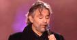 Andrea Bocelli Singing